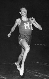 Arne Andersson Swedish middle distance runner