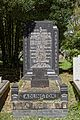 Art Deco grave monument - City of London Cemetery and Crematorium ~ Adlington dedication.jpg