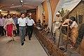 Arun Goel Visits Science And Technology Heritage Of India Gallery With NCSM Dignitaries - Science City - Kolkata 2018-09-23 4344.JPG
