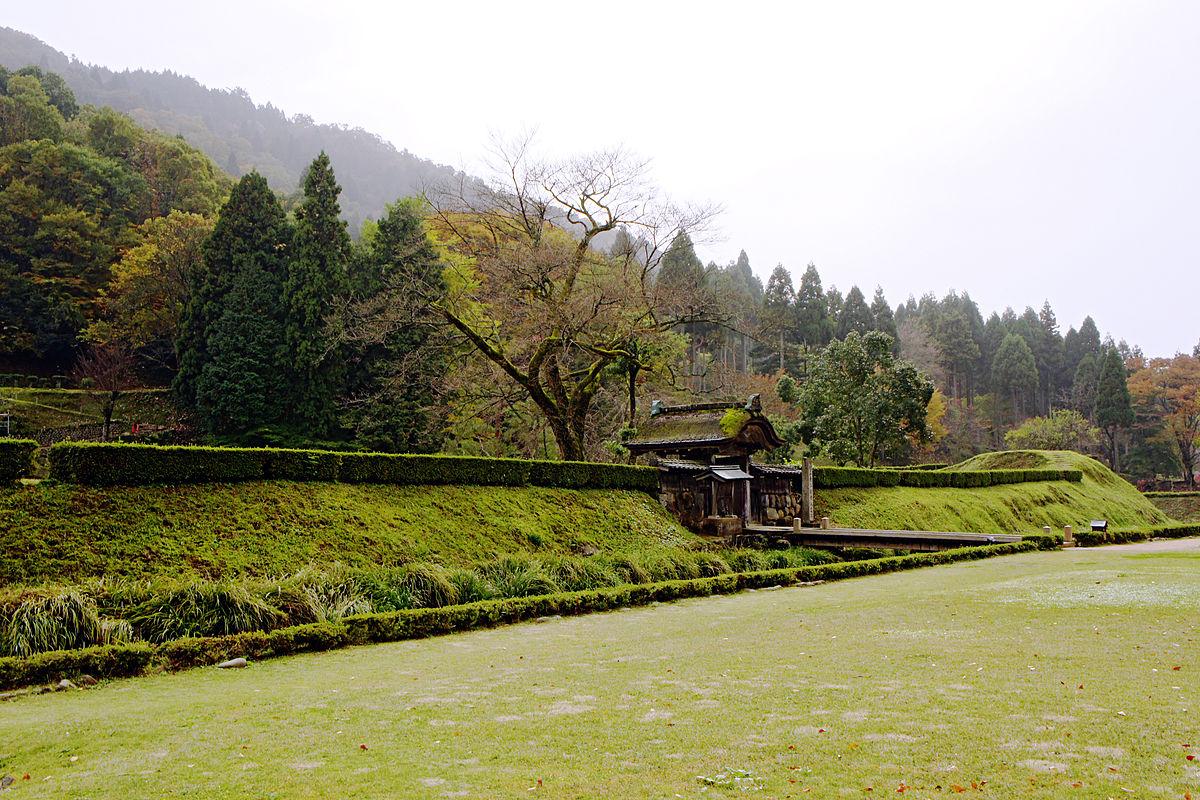 Asakura Yakata of Ichijodani Asakura Family Historic Ruins02s3s4440.jpg