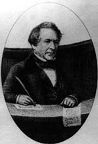 Asbury Dickins - Asbury Dickins, Secretary of the Senate
