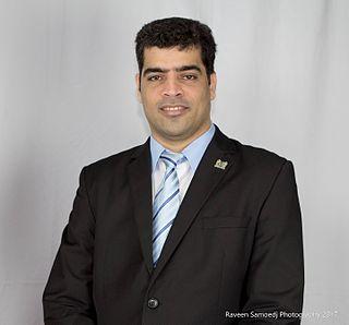 Surinamese politician