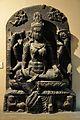 Astabhuya Durga - Circa 11th Century AD - Bihar - Indian Museum - Kolkata 2012-11-16 2082.JPG