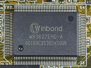 Low Pin Count computer bus to connect low-bandwidth devices to the CPU