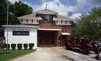 Virginia–Highland - Fire Station #19