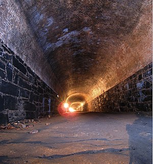 Cobble Hill Tunnel - Image: Atlantic Ave Tunnel