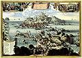 Atlas Van der Hagen-KW1049B10 008-Erobrung von MAERSTRANDT undt der starcken Vestung Carlsteyn mit beyligenden Schantzen undt Forten 1677..jpeg