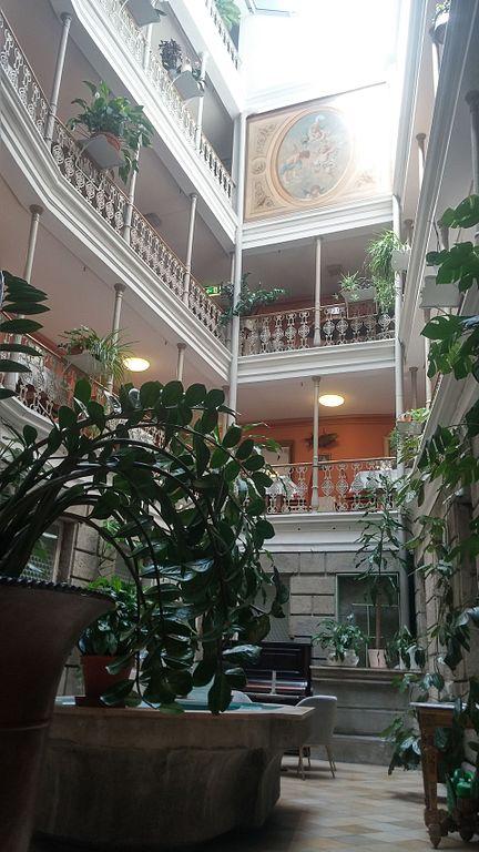 Hotel Blume Baden Baden