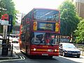 Au Morandarte Flickr First London TNA33364 on Route 295, Hammersmith 29-05-11 (15553315876).jpg