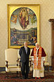 Audiencia privada con Su Santidad, el papa Benedicto XVI (5493799467).jpg