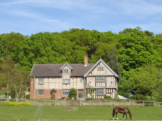Austerson Old Hall - geograph.org.uk - 430956