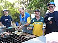 Australia Day Rotary Barbecue workers (in Public Domain).jpg