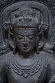 Avalokitesvara - Basalt - ca 11th-12th Century CE - Pala Period - Chowrapara Rajshahi - ACCN 9015-A25200 - Indian Museum - Kolkata 2016-03-06 1508.JPG
