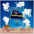 Avantia Damberg Dia di Bandera postzegel.jpg