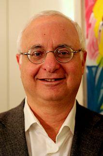 Avi Beker Israeli writer, statesman, and professor