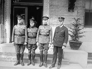 John T. Axton - Image: Axton 1921 chaplains 2