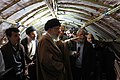 Ayatollah Sayyed Ali Khamenei in Kermanshah earthquake area 020.jpg
