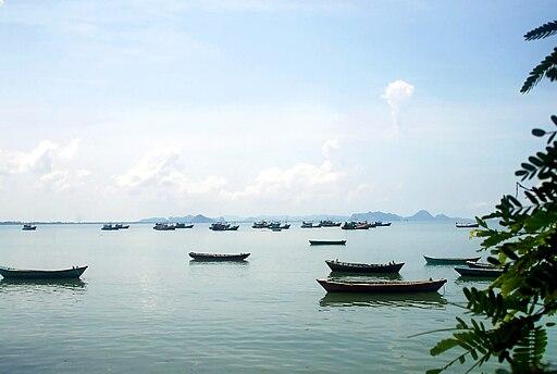 Bãi biển Nam Phố