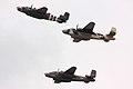 B25s - Duxford FLying Legends July 2009 (3710803017).jpg