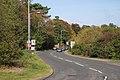 B4113 approaching Blackdown roundabout - geograph.org.uk - 1540446.jpg