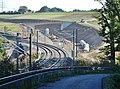 B464 in Bau zwischen Renningen und Magstadt - panoramio.jpg