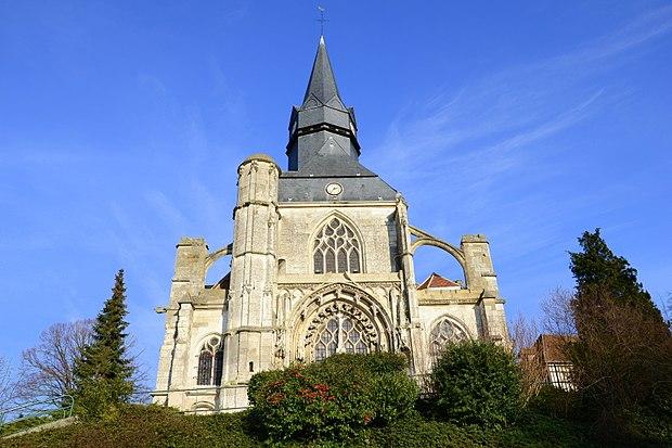 Monument historique à Beauvais