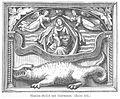 BERMANN(1880) p0195 Marienrelief mit Lindwurm.jpg