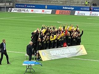 2019 Svenska Cupen Final association football match