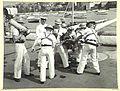 BL 4 inch Mk VII gun HMAS Rushcutter 1940 AWM 001614.jpeg