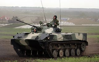 BMD-3 Infantry vehicle