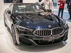 BMW 840d, IFA 2018, Berlin (P1070297).jpg
