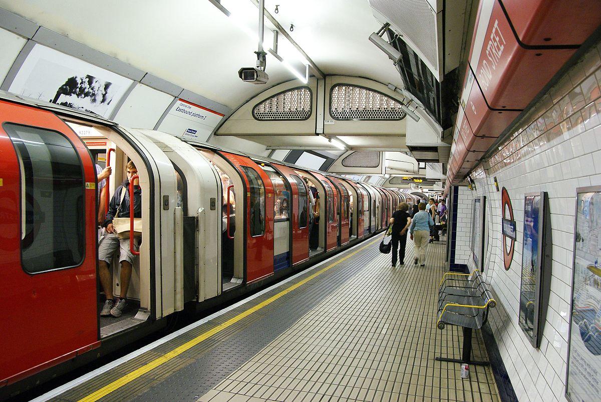 Bond Street Tunnelbanestation Wikipedia