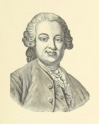 François Marie Peyrenc de Moras - François Marie Peyrenc de Moras