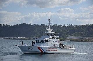 Ocea FPB 72 Fast patrol boat designed by Ocea