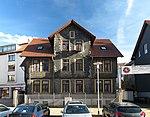 Residential building at Frankfurter Strasse 25