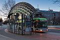 BUSSTOP Braunschweiger Platz Bult Hannover Germany.jpg
