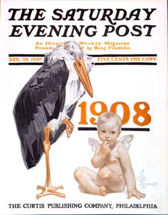 The Saturday Evening Post - Image: Babynew