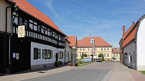 Günthersleben-Wechmar - Image: Bachhaus + Bach Museum