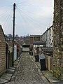 Back street off Maud Street, Barrowford - geograph.org.uk - 696864.jpg