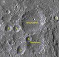 Backlund sattelite craters map.jpg