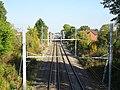 Badminton railway station (site), Gloucestershire (geograph 5946104).jpg