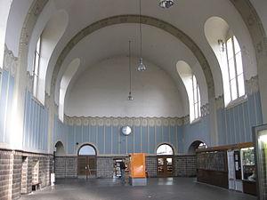 Wuppertal-Vohwinkel station - Interior