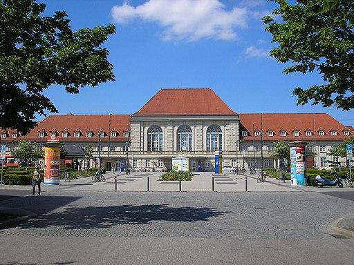 Bahnhof Weimar