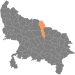 Bahraich district