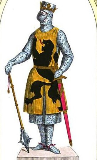 Baldwin V, Count of Hainaut - Baldwin V, Count of Hainaut
