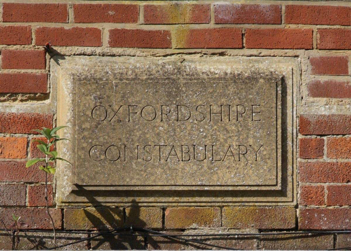 Oxfordshire Constabulary Wikipedia
