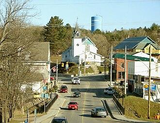 Bancroft, Ontario - Image: Bancroft ON