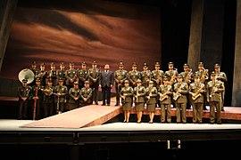Banda Sinfónica de la Policía Nacional en la Temporada de Ópera 2011 (6105556011).jpg