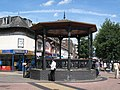 Bandstand near Barking station. - geograph.org.uk - 911944.jpg