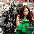 Bane & Poison Ivy cosplayers (15842264957).jpg